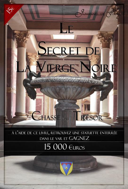 Le Secret de la Vierge Noire - Livre